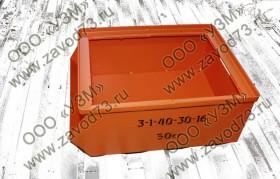 Тара 3-1-40-30-16-0,05М (черт.0767)